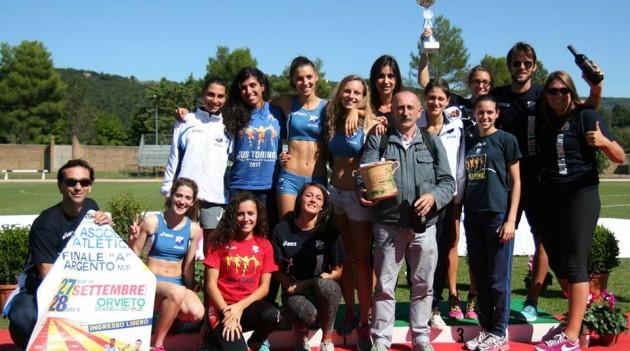 Leggi l'articolo: Atletica Leggera: Cus Torino femminile promosso in serie A Oro