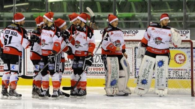 Leggi l'articolo: Hockey ghiaccio: Valpe seconda dopo la vittoria con Appiano