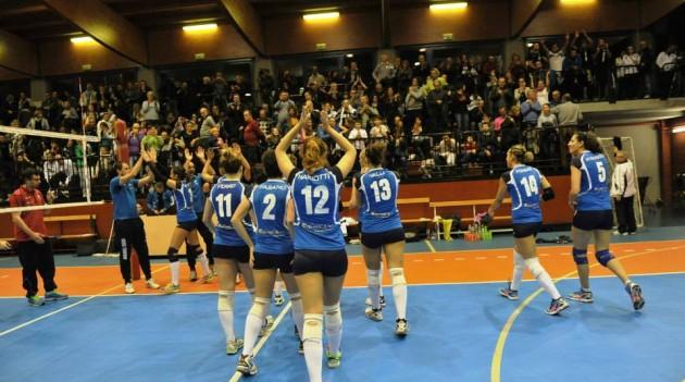 Leggi l'articolo: Volley: in B1 femminile bene Collegno, Settimo e Chieri. Stop per Pinerolo