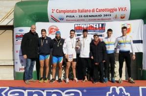 Canottaggio: piemotesi in evidenza nella Navicelli Marathon