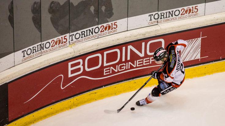 HC Bodino Engineering Valpellice - foto Andrea Provenzano