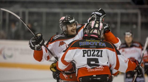 Leggi l'articolo: Hockey ghiaccio: questa sera HC Valpellice per il 4° posto a Milano