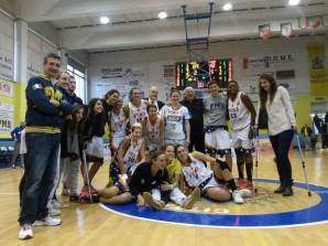 Basket: La Fixi Piramis Torino vola in Coppa Italia e inaugura la festa del minibasket