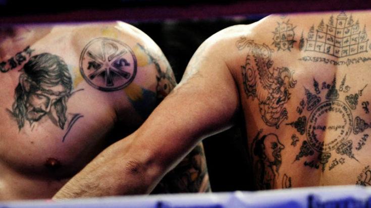 thai boxe mania - foto Massimo Pinca