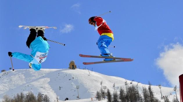 Leggi l'articolo: Sport invernali: a metà febbraio Sestriere sarà Burn Vertical Tour e Flash Mob