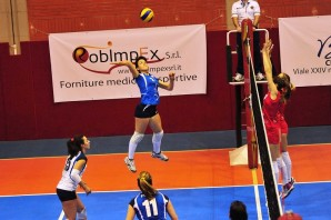 Volley: Collegno Volley Cus Torino vincente in casa contro la Vigneti Roncati Red