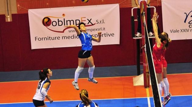 Leggi l'articolo: Volley: Collegno Volley Cus Torino vincente in casa contro la Vigneti Roncati Red