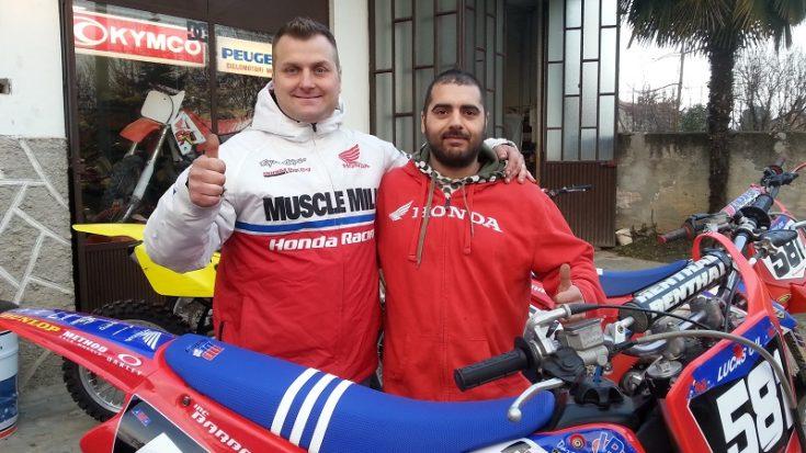 motocross - Dario Pasta