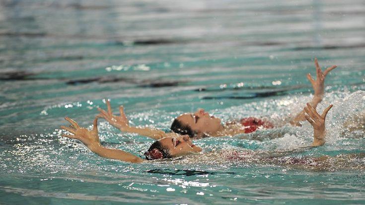 nuoto sincronizzato - campionati assoluti
