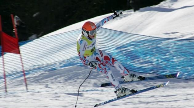 Leggi l'articolo: Sci alpino: Alessia Timon è bronzo nei tricolori Giovani di discesa a Pila