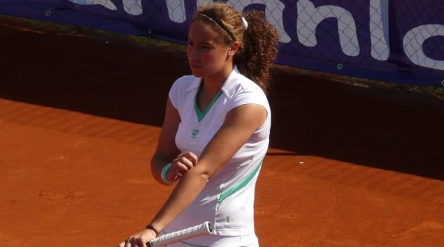 Leggi l'articolo: Tennis: da Beinasco la nuova dimensione di Martina Caregaro