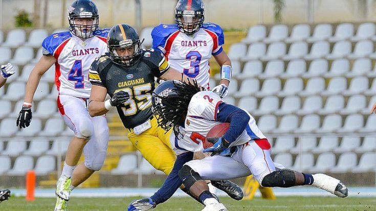 football americano - Giaguari Torino