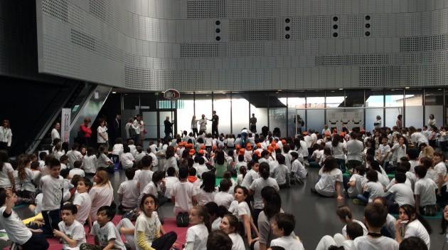 Leggi l'articolo: Scienza e Sport – Oltre 350 alunni al workshop della Fondazione Giovanni Agnelli al Museo dell'Automobile