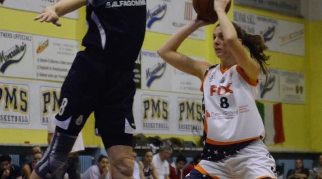 Leggi l'articolo: Basket: Undicesima meraviglia della Fixi Piramis contro la prima in classifica