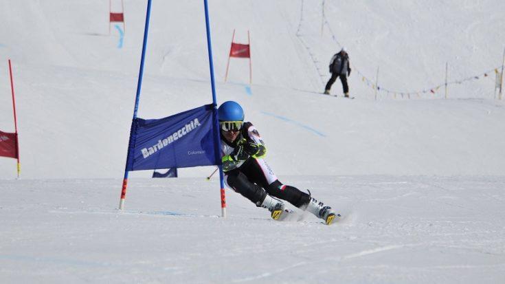 sci alpino - Giovanni Borsotti