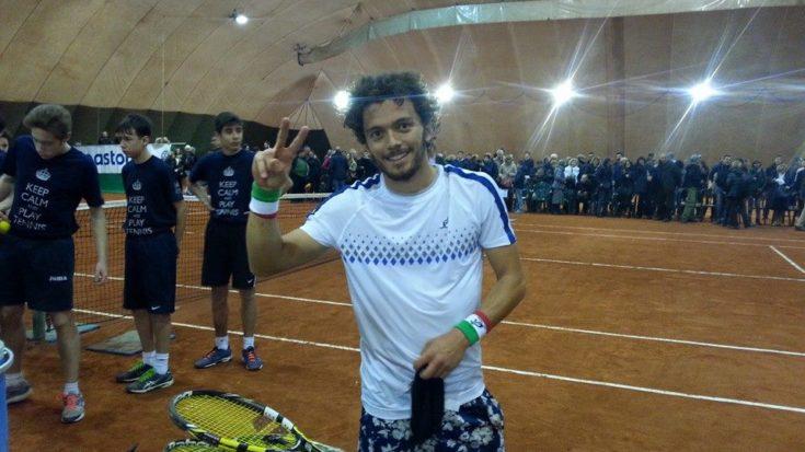 tennis - Marco Bortolotti