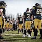 Football Americano: i Giaguari al match della verità contro Bergamo