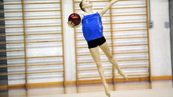ginnastica ritmica - Eurogymnica