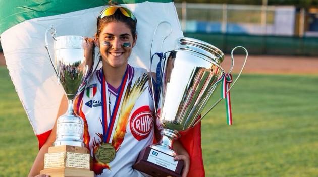 Leggi l'articolo: Softball: Beatrice Ricchi e il primo esame stagionale del Rhibo La Loggia