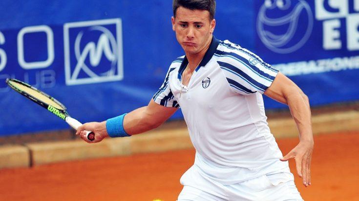 tennis - Edoardo Eremin