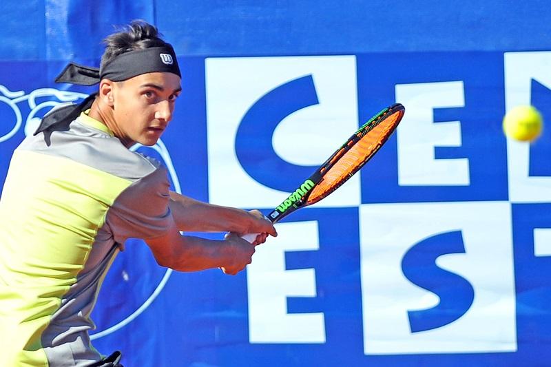 tennis - Sonego