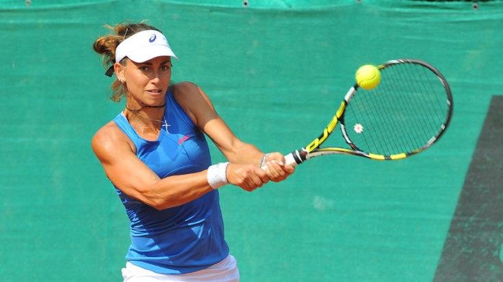 tennis - Stefania Chieppa