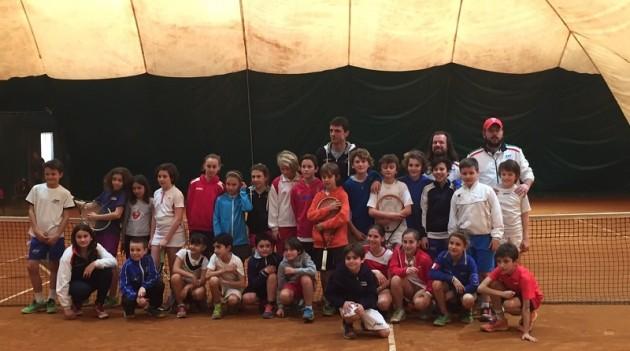 Leggi l'articolo: Tennis: a Torino la vittoria nella finale regionale di Coppa delle Province