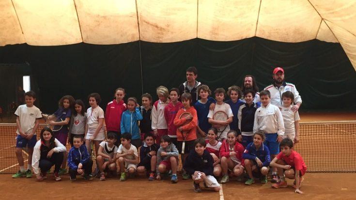 tennis - coppa delle province