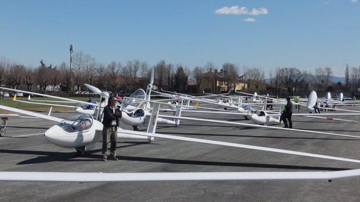 volo a vela - Trofeo Città di Torino