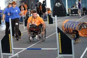 Giornata Europea dello Sport Integrato - agility dog