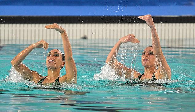 Nuoto Sincronizzato - Foto Cristina Brunello