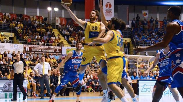 Leggi l'articolo: Basket: La Manital intasca gara 4 contro Brescia: è finale