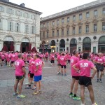 Podismo: 5.30, in piazza Castello un'alba con 4.000 persone
