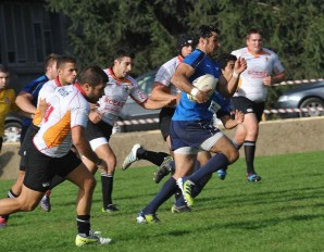 rugby - Lucas D'Angelo