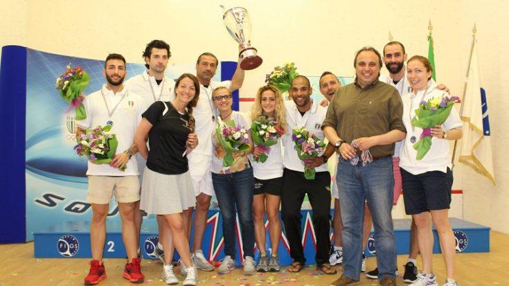 squash - Crazy Team Torino