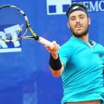 Tennis: Marco Cecchinato in semifinale al Challenger di Torino. Eliminato Gianluca Naso