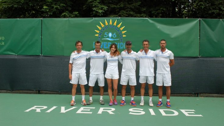 tennis - River Side