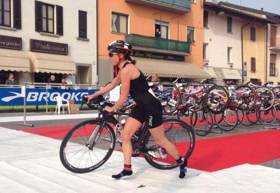 triathlon - Sara Dossena