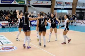 Volley: il Fenera Chieri prepara la squadra della prossima stagione