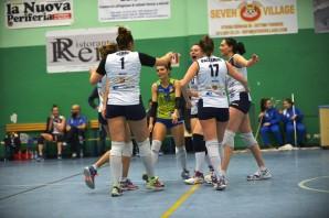 Volley: Lilliput Settimo e Fenera Chieri bene nella prima play-off, ko Pinerolo