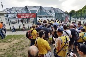 Basket: L'Auxilium Cus Torino si prepara ad affrontare il pre campionato