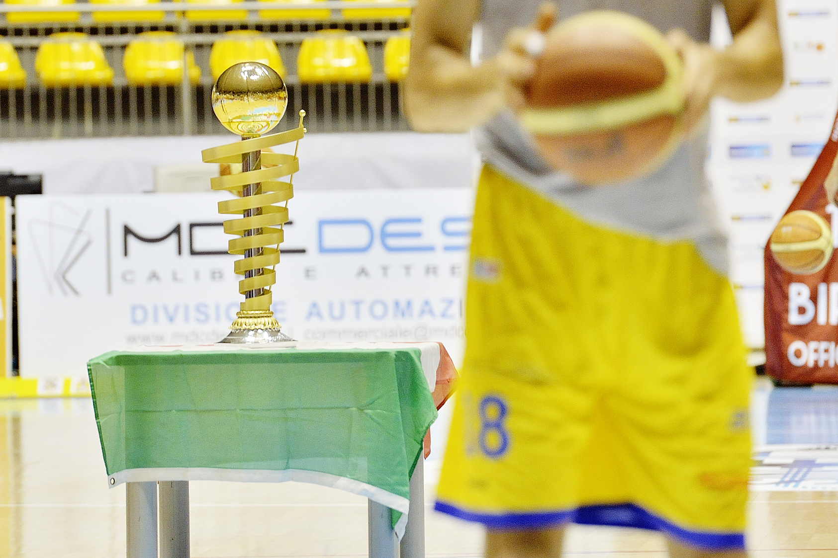 pms- basket - foto Diego Barbieri