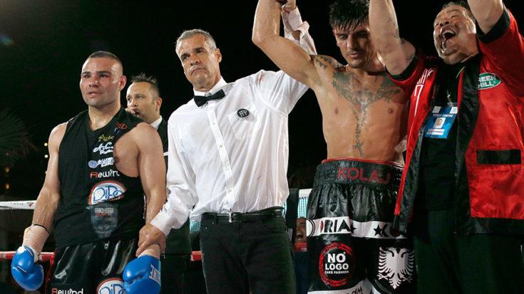 boxe - Stefano Abatangelo