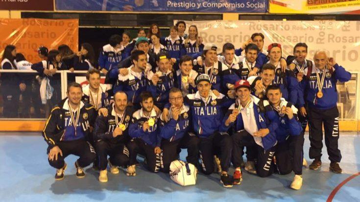 hockey inline - Italia under 20