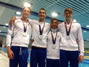 nuoto - Europei Juniores Baku