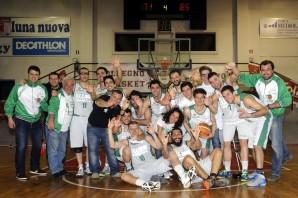 Basket: Dalla promozione ai progetti futuri: l'anno d'oro della 5 Pari