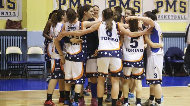 Leggi l'articolo: Basket: Pallacanestro Torino all'esordio nel campionato di A1