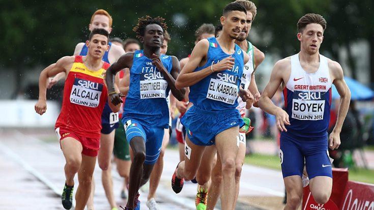 atletica leggera - Soufiane El Kabbouri
