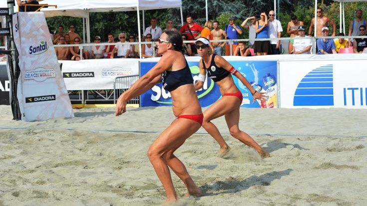 beach volley - Cus Torino