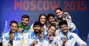 Scherma: dalle pedane mondiali di Mosca i fioretti azzurri pensano già al Grand Prix di Coppa a Torino